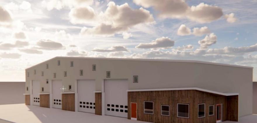 Nytt bygg for teknisk sektor koster 30 millioner kroner