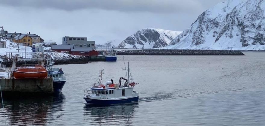 Øker CO2-kompensasjon for fiskeflåten i 2022