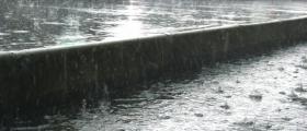 Mest nedbør i Honningsvåg