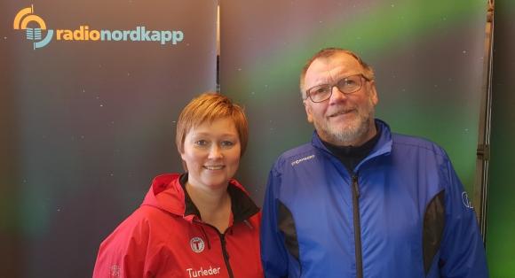 Heidi Holmgren ønsker gjenvalg som leder av turlaget