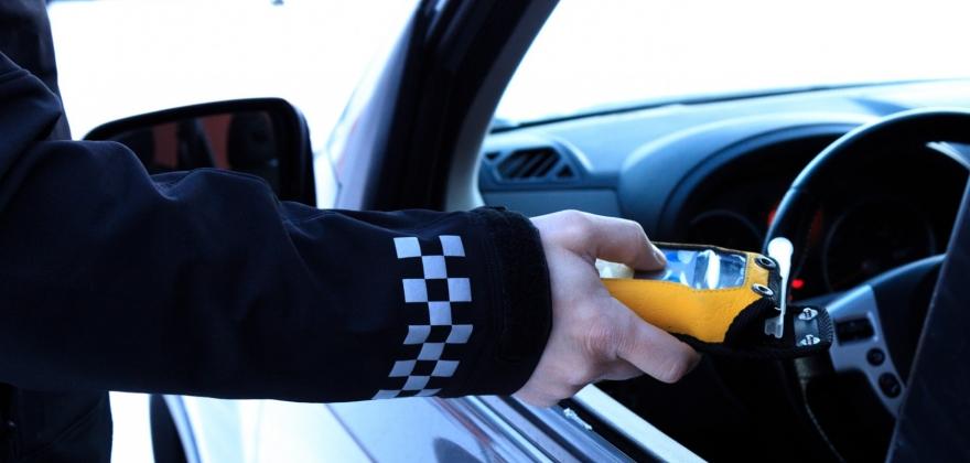 Mistenker mann for kjøring i ruspåvirket tilstand