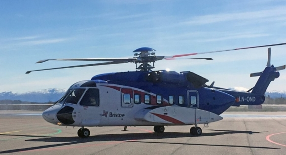 Samarbeider om helikoptertjenester i Hammerfest
