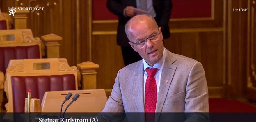 Hva gjør staten for å forbedre flytilbudet til Finnmark?