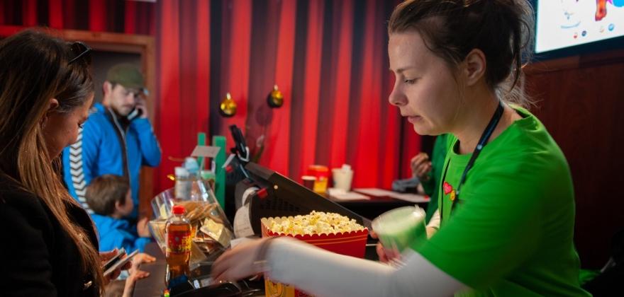 Nordkapp Filmfestival trenger frivillige