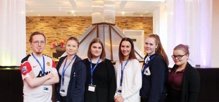 Sharon Fjellvang valgt til leder i Finnmark Unge Høyre