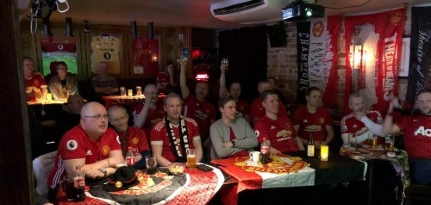 39 deltakere tippet resultat i kampen mellom Man Utd og Liverpool