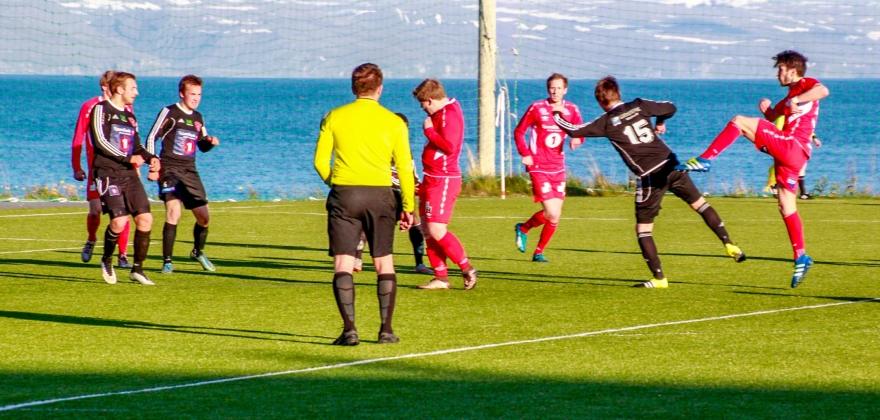 Cupkamp mot HFK den 25. mars