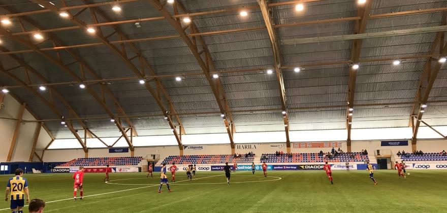 Tok fotballferie med tap i Alta