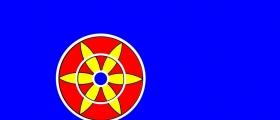 Kvenene har fått sitt felles flagg