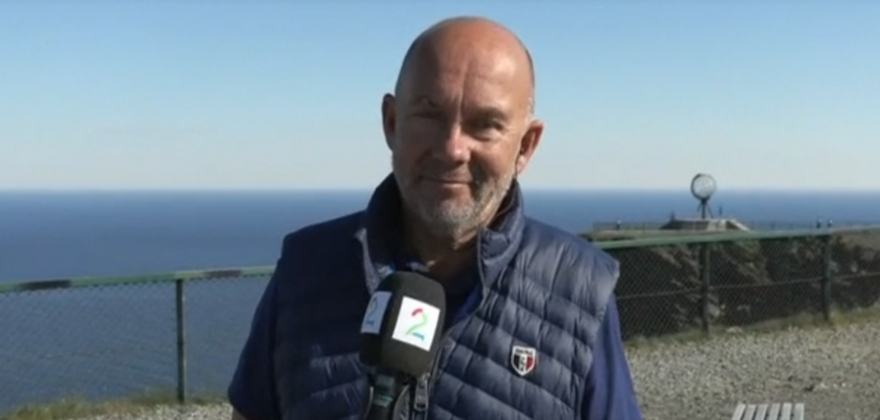 TV2 besøkte Magerøya