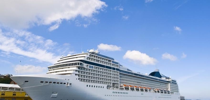 Utvikling av cruiseskipturisme i Alta