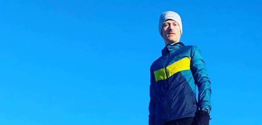 Simen Holvik skal sette rekord Nordkapp til Lindesnes