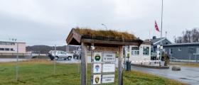 Møtte nyansatte på Garnisonen i Porsanger