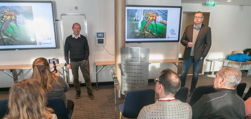 Hurtigruten inviterer til folkemøte om Nordkapp-planer