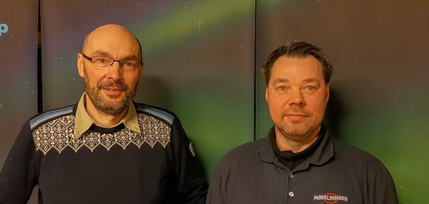 Sten Marvin Olsen er den nye driftsdirektøren på Nordkapp