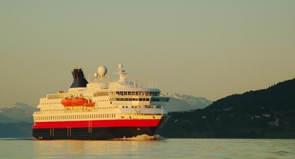Hurtigruten oppgraderer skipene