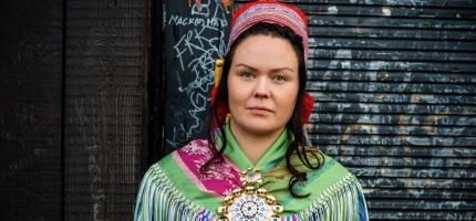 Fra Kautokeino til Canada med film om gammel samisk tradisjon