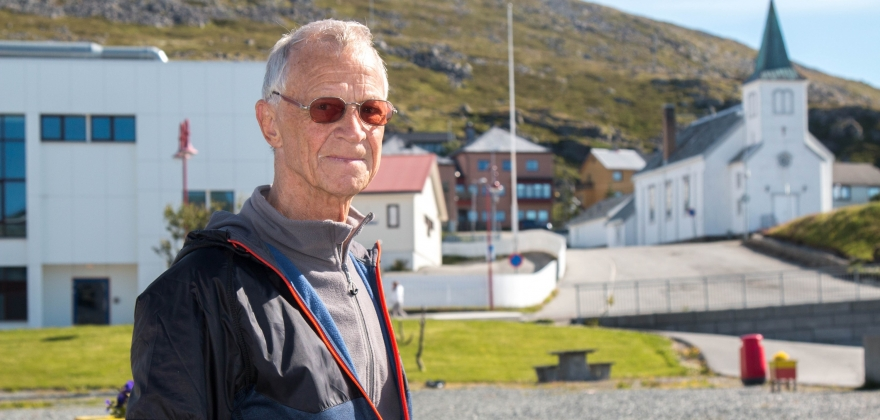 Odd Martinsen tippet riktig resultat på kampen i Vadsø