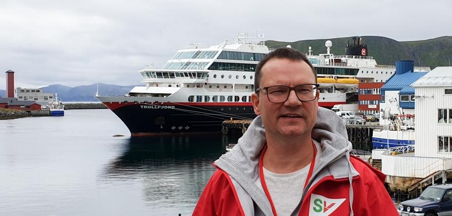 Jan Olsen ville møtt Scandic og Rica Eiendom om invitasjonen kom til Nordkapp kommune