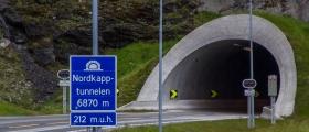 Redusert framkommelighet i tunnelene