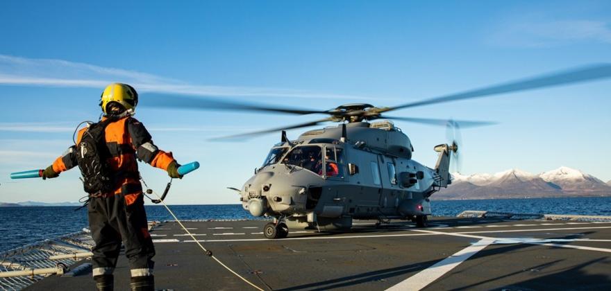 NH90 flyr ikke nok