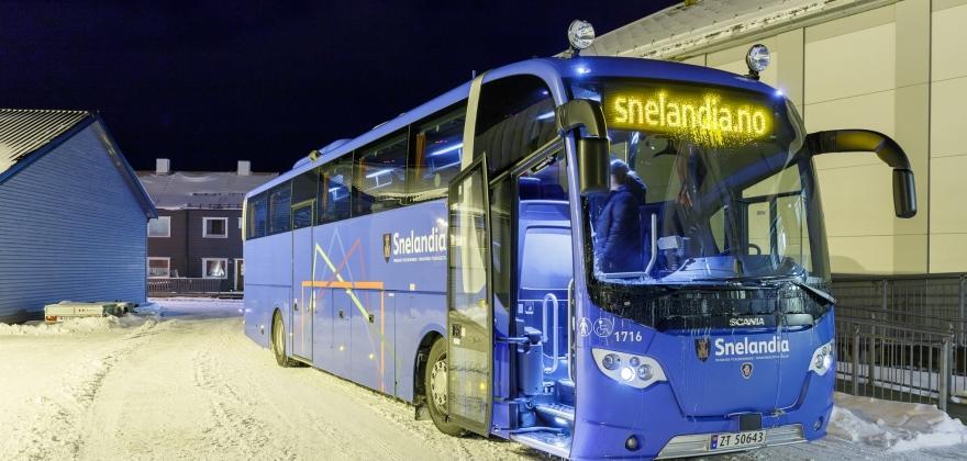 Bussen kansellerte