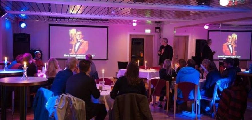 Filmquiz i Honningsvåg