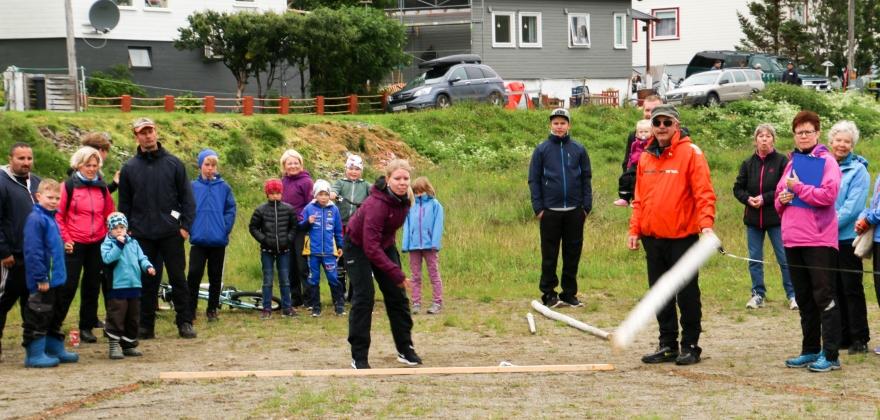 Bryggefestivalen er viktig for Skarsvåg