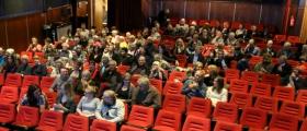 Nordkapp kino har stengt i påsken