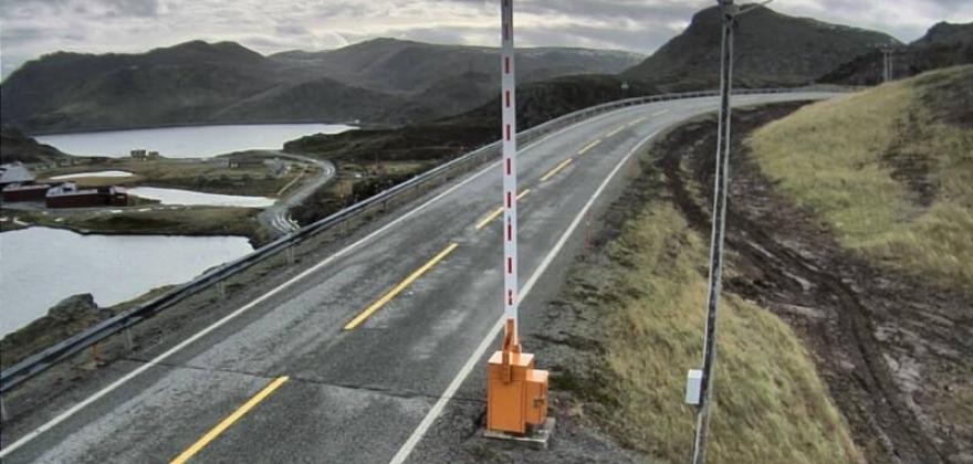 Nye webkamera fra vegvesenet