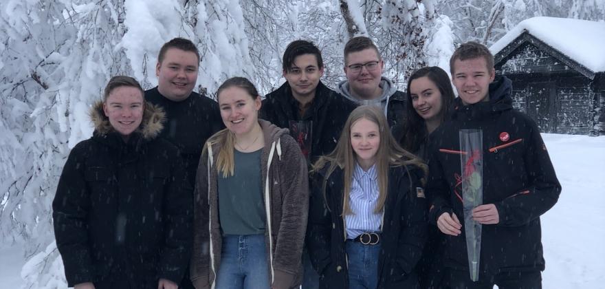 Vollan Nilsen gjenvalgt som leder i AUF i Finnmark
