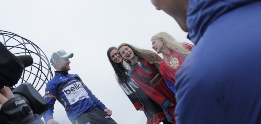 Stemte imot penger til Arctic Race of Norway