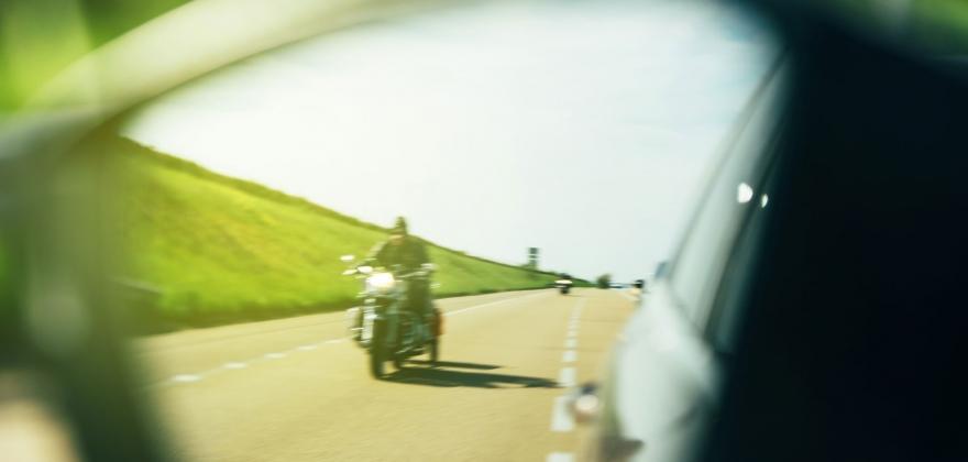 Antall tunge motorsykler øker kraftig