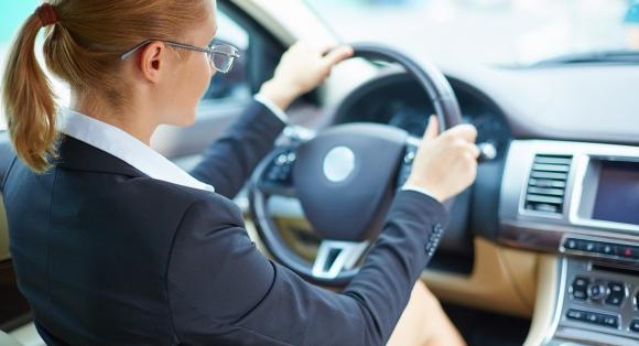Trafikkontroll i Honningsv�g