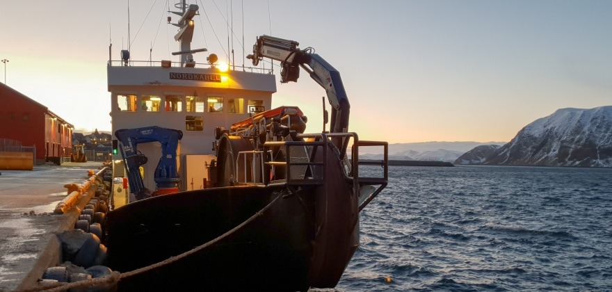 Sjøkabelen reparert