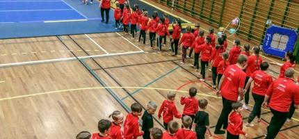 Nordkapp-gymnaster har inntatt Kirkenes