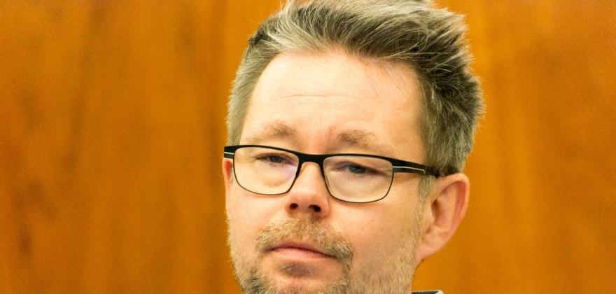 Robertsen vil ikke kommentere oppsigelsen