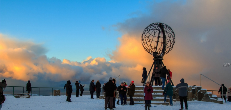 Ny Nordkapp-rekord