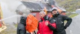 Nedbrenningen av Finnmark