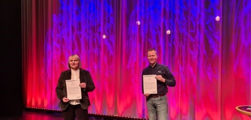 Samarbeid mellom Arctic Race of Norway og NAV