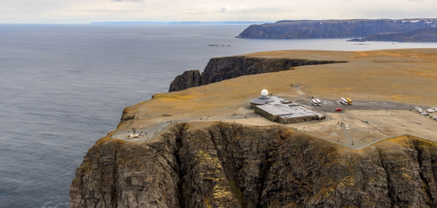Norges tøffeste kjendis har startet på turen Norge på langs