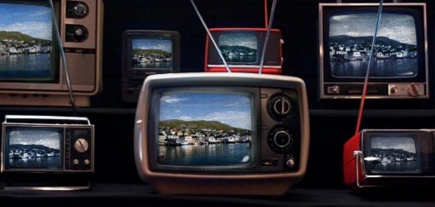 Honningsvåg-ungdommer på TV