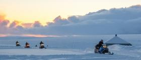 Må kunne kjøre snøscooter til St. Hansaften