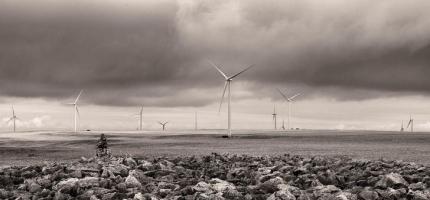 Bygger ut vindpark