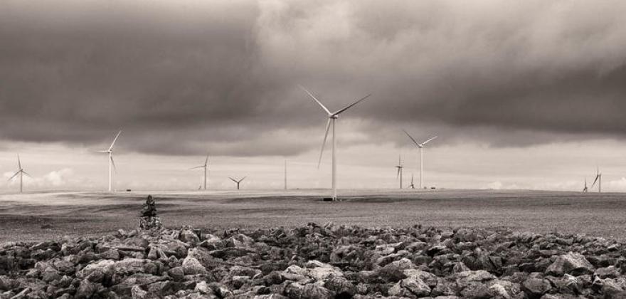 Får bygge ut Raggovidda vindkraftverk
