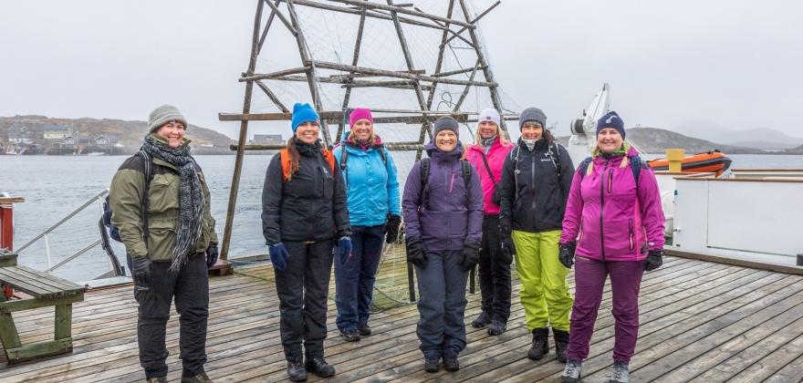 Anbefaler Magerøya som reisemål