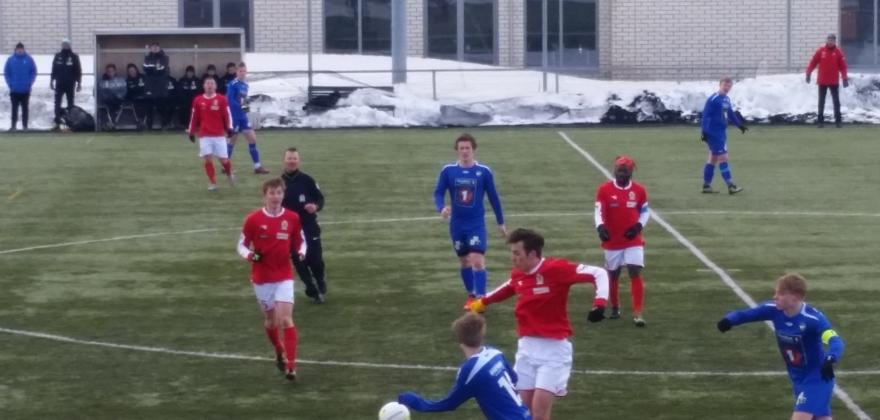 Målrikt etter pause da Turn tapte i Vadsø