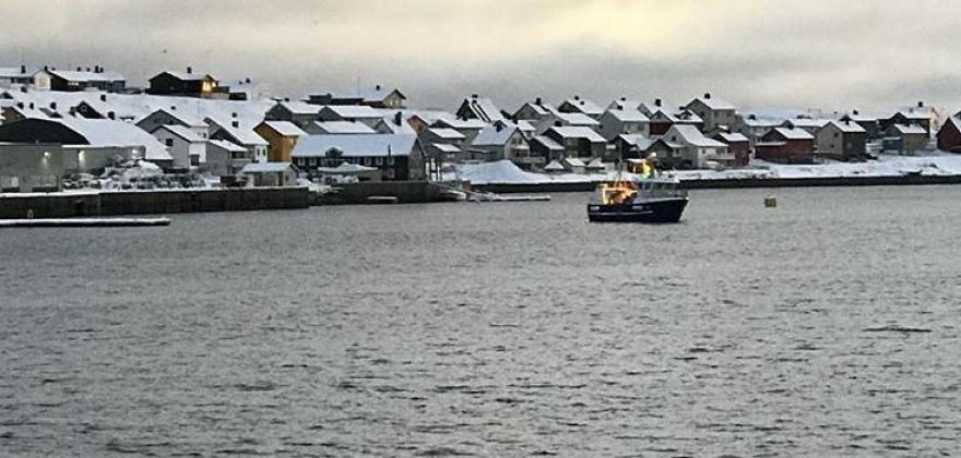 Ikke renovasjon i Nordvågen
