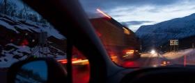 Styrker kontrollen med tunge kjøretøy i Nord-Norge