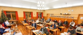 Områdeplanen for Nordkapp-halvøya i kommunestyret